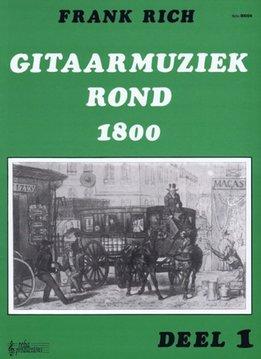 Reba Gitaarmuziek rond 1800 | Deel 1