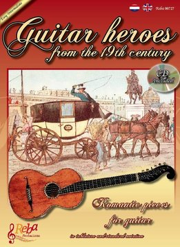 Reba Guitar Heroes from the 19th Century