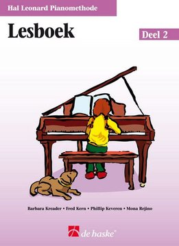 Hal Leonard Hal Leonard Pianomethode | Lesboek 2