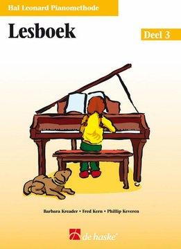 Hal Leonard Hal Leonard Pianomethode | Lesboek 3