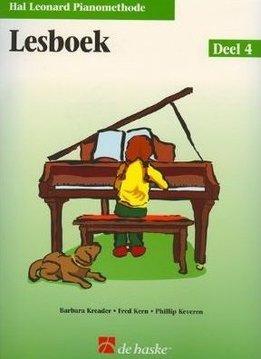 Hal Leonard Hal Leonard Pianomethode | Lesboek 4