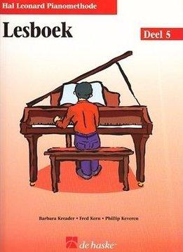 Hal Leonard Hal Leonard Pianomethode | Lesboek 5