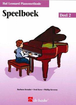 Hal Leonard Hal Leonard Pianomethode | Speelboek 2