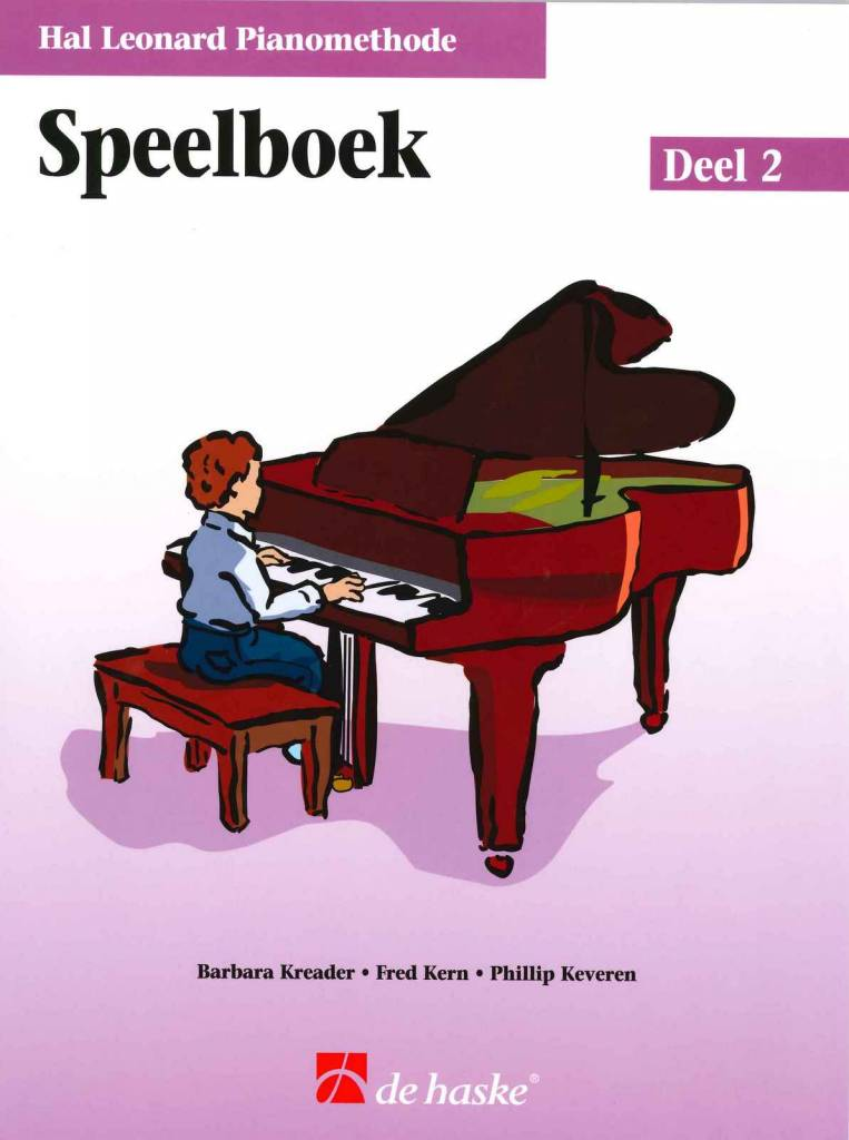 Hal Leonard Hal Leonard Pianomethode | Speelboek 2