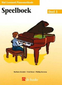Hal Leonard Hal Leonard Pianomethode | Speelboek 3
