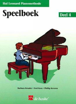 Hal Leonard Hal Leonard Pianomethode | Speelboek 4