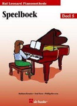 Hal Leonard Hal Leonard Pianomethode | Speelboek 5