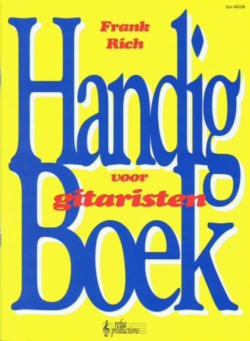 Reba Handig Boek voor Gitaristen