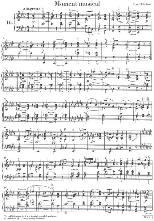 Henle Verlag Pianomuziek van Bach tot Debussy