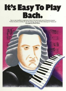 Wise Publications It's Easy To Play Bach