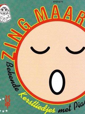 XYZ Zing Maar Mee, deel 3 | Bekende Kerstliedjes met Pianobegeleiding (met gratis CD)