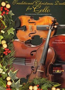 Santorella Traditionele Kerst Duetten voor Cello (inclusief pianobegeleiding op CD)