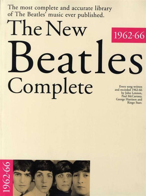 Beatles kottáskönyv a Northern Songs kiadásában