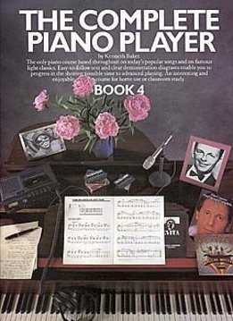 Music Sales The Complete Piano Player 4 | lesboek piano