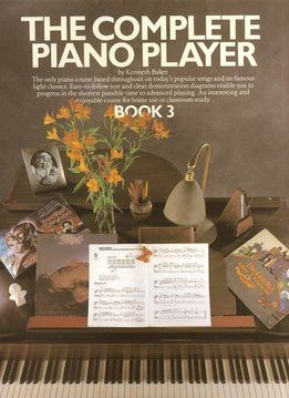 Music Sales The Complete Piano Player 3 | lesboek piano