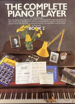 Music Sales The Complete Piano Player 2 | Lesboek piano