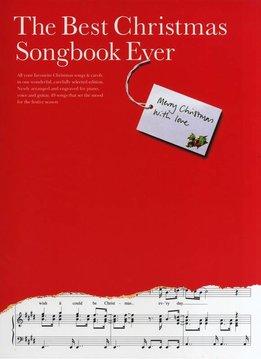 Hal Leonard The Best Christmas Songbook Ever