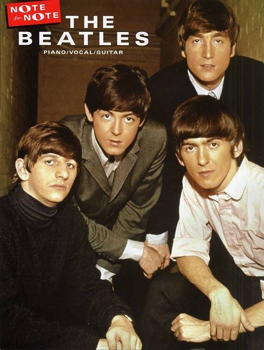Northern Songs The Beatles: Note-For-Note Piano Transcriptions