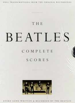 Northern Songs The Beatles | Complete Scores Box Edition