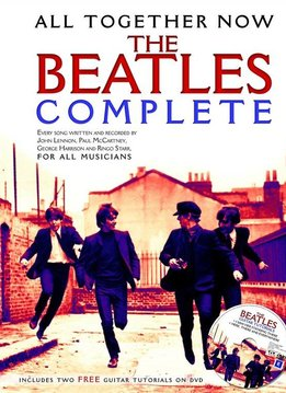 Northern Songs The Beatles | All Together Now: The Beatles Complete | Boek + DVD