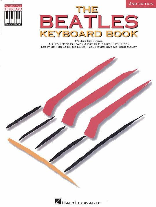 Northern Songs The Beatles Keyboard Book