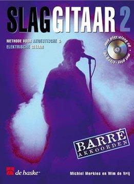 De Haske Slaggitaar 2 | Methode voor akoestische en elektrische gitaar
