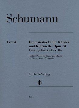 Henle Verlag Schumann, R. | Fantasie stukken op. 73 voor Piano en Klarinet