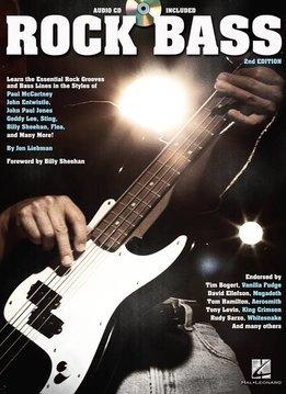 Hal Leonard Rock Bass | 2e editie