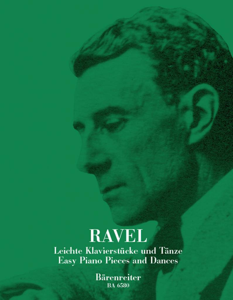 Bärenreiter Ravel, Maurice | Easy Piano Pieces and Dances