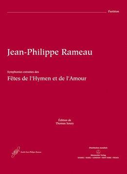 Bärenreiter Rameau, Jean-Philippe | Symphonic Extracts from the Conducting Score: Les Fêtes de l'Hymen et de l'Amour