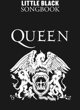 Wise Publications Queen | The Little Black Songbook