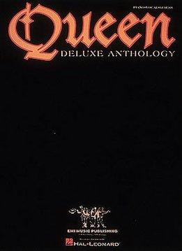 Wise Publications Queen | Deluxe Anthology