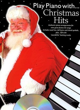 Wise Publications Play Piano With ... Christmas Hits