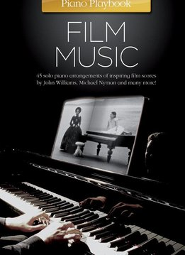 Wise Publications Piano Playbook | Film Music