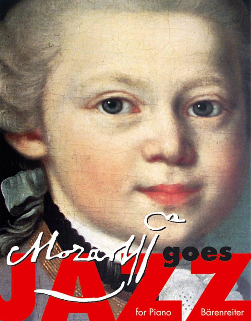 Bärenreiter Mozart goes Jazz for piano