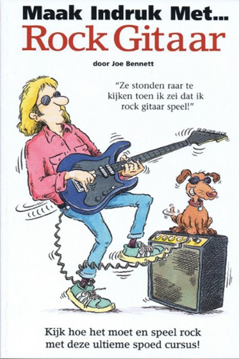 Reba Maak Indruk Met.. Rock Gitaar