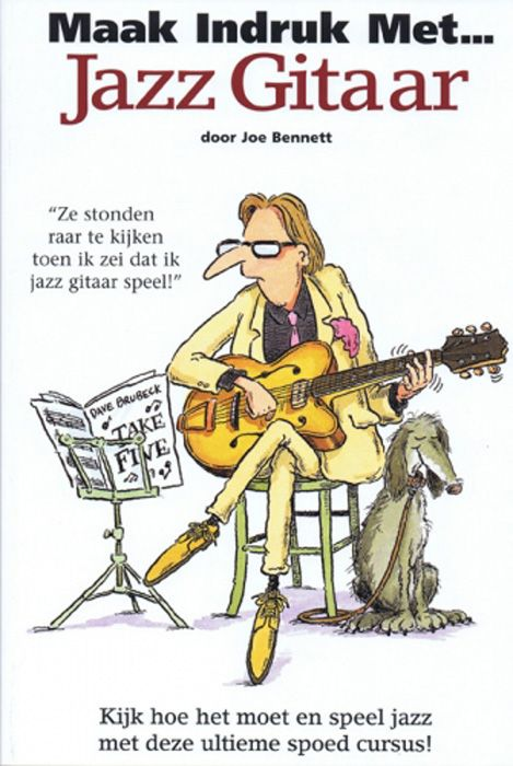 Reba Maak Indruk Met.. Jazz Gitaar