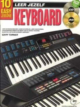 Koala Publications Leer jezelf keyboard | Boek, CD én DVD