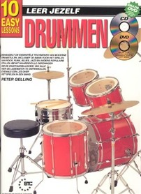 Koala Publications Leer Jezelf Drummen   Boek, CD én DVD