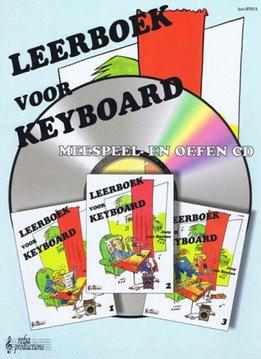 Reba Leerboek voor keyboard | Meespeel- en begeleidings-CD