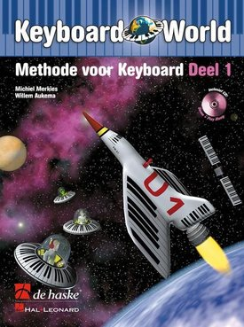 De Haske Keyboard World | deel 1 + CD