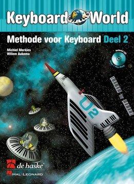 De Haske Keyboard World | deel 2 + CD