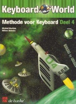 De Haske Keyboard World | deel 4 + CD