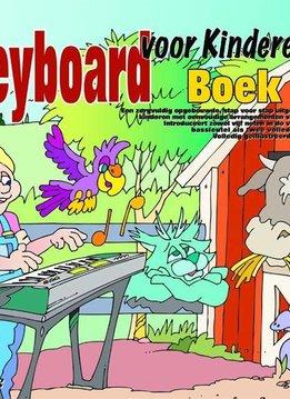 Koala Publications Keyboard Voor Kinderen | Boek 1 + CD + DVD
