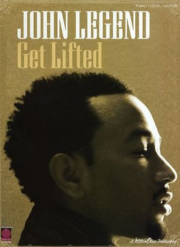 Hal Leonard John Legend | Get Lifted