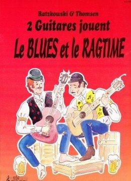 Reba 2 guitares jouent le Blues et le Ragtime
