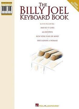 Hal Leonard Billy Joel | The Billy Joel Keyboard Book