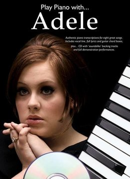 Wise Publications Adele | Play Piano With...Adele