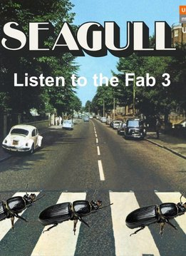 Upstream Music Seagull | Listen to the Fab 3 (remastered)