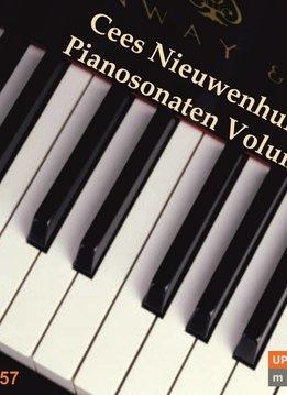 Upstream Music Cees Nieuwenhuizen | Pianosonaten Volume 1